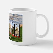 Dayton Ohio Greetings Mug
