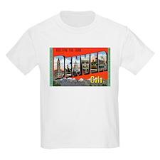 Denver Colorado Greetings Kids T-Shirt