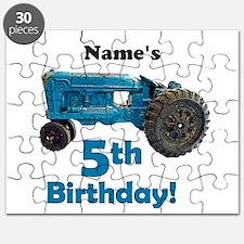 Custom 4 year old boy Puzzle