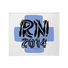 RN 2014 Throw Blanket