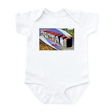 Durham North Carolina Infant Bodysuit