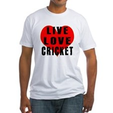 Live Love Cricket Shirt
