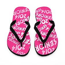 PINK Senior Class OF 2014 Flip Flops