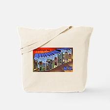 Binghamton New York Greetings Tote Bag