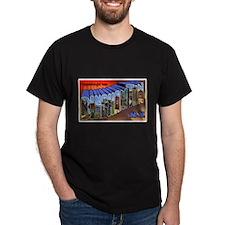 Binghamton New York Greetings (Front) T-Shirt
