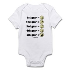 The Gears Baby Bodysuit