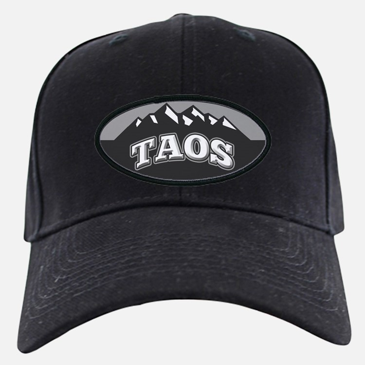 Taos Grey Baseball Hat