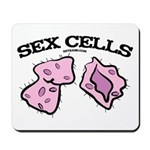 Sex Cells Mousepad