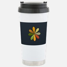 Cute Bright Flower Travel Mug Mugs