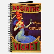 Absinthe Poster Vintage French Ad Journal