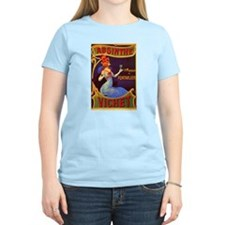 Absinthe Poster Vintage French Ad T-Shirt