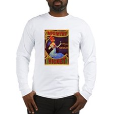 Absinthe Poster Vintage French Ad Long Sleeve T-Sh