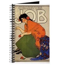 Gypsy Woman French Cigarette Ad Journal