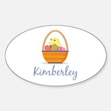 Easter Basket Kimberley Decal