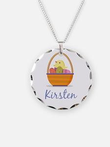 Easter Basket Kirsten Necklace