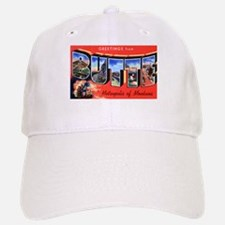 Butte Montana Greetings Baseball Baseball Cap