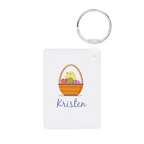 Easter Basket Kristen Keychains
