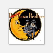 The Original Booze Brothers Sticker