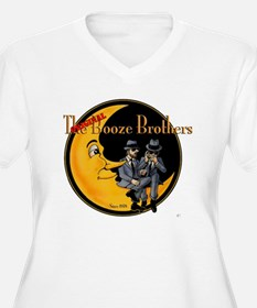 The Original Booze Brothers Plus Size T-Shirt