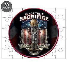 01026 HONOR THEIR SACRIFICE Puzzle