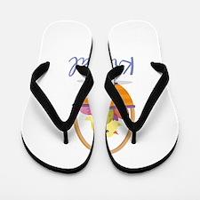 Easter Basket Krystal Flip Flops