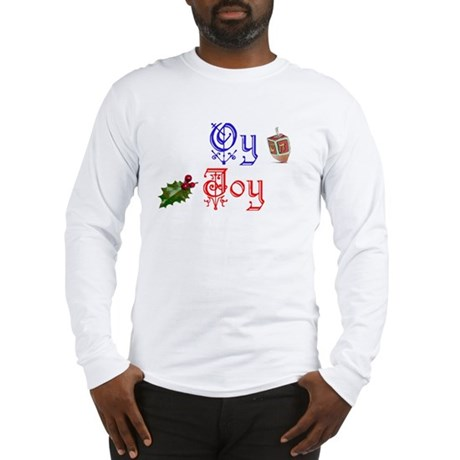 Chrismukkah Long Sleeve T-Shirt