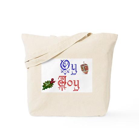 Chrismukkah Tote Bag