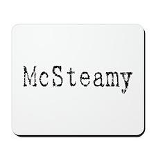 McSteamy Mousepad