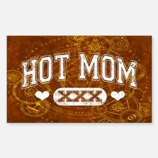 Hot Mom Decal