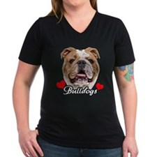 Love English Bulldog Shirt