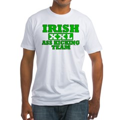 Irish Ass Kicking Team XXL Shirt