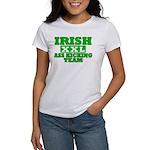 Irish Ass Kicking Team XXL Women's T-Shirt