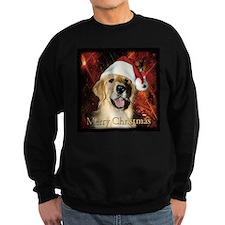 2013 Golden Retriever Christmas Sweatshirt