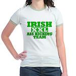 Irish Ass Kicking Team XXL Jr. Ringer T-Shirt