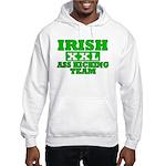 Irish Ass Kicking Team XXL Hooded Sweatshirt