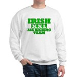 Irish Ass Kicking Team XXL Sweatshirt