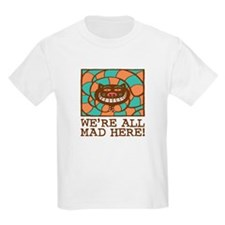 Cheshire Cat Kids T-Shirt