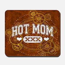 Hot Mom Mousepad