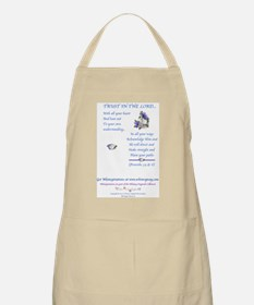 Trust In The Lord2 BBQ Apron