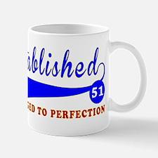 51 Birthday Designs Mug