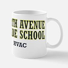 North Avenue Trade School - HVAC Mug