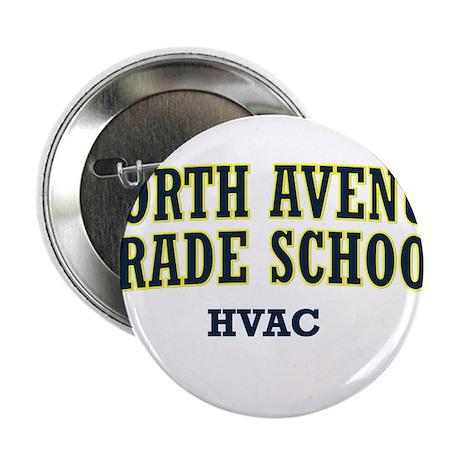 """North Avenue Trade School - HVAC 2.25"""" Button"""