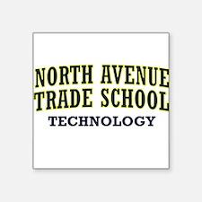 North Avenue Trade School - Technology Sticker