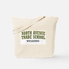 North Avenue Trade School - Welding Tote Bag