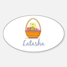 Easter Basket Latasha Decal
