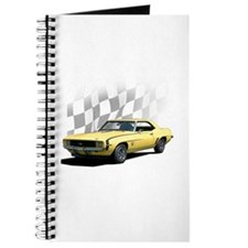 1969 Camaro RS SS Journal