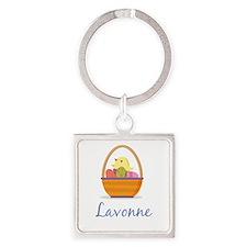 Easter Basket Lavonne Keychains