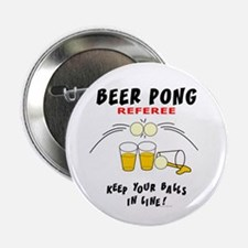 Beer Pong Referee Button