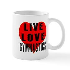 Live Love Gymnastics Mug