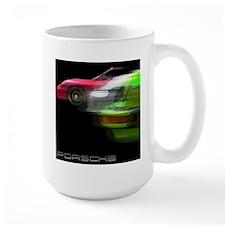 Porsche Race Mug